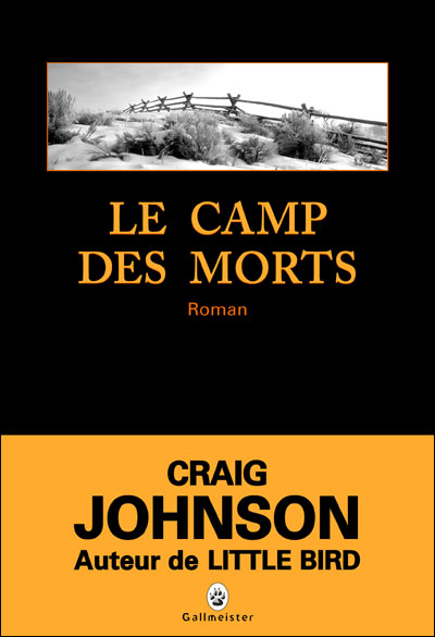 Couverture Le Camp des Morts