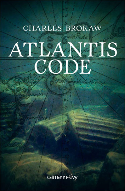 Couverture Atlantis Code