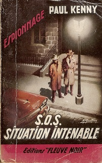 Couverture S.O.S. Situation intenable