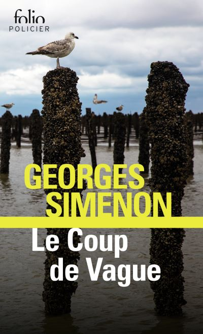 Couverture Le Coup de vague