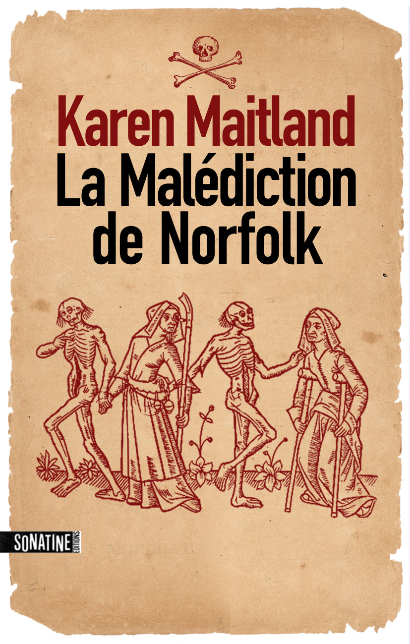 Couverture La Malédiction de Norfolk