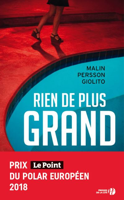 Couverture Rien de plus grand