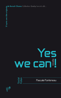 Couverture Yes we can !