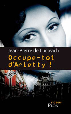 Couverture Occupe-toi d'Arletty