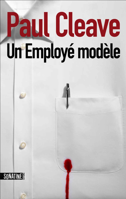 Couverture Un Employ� mod�le