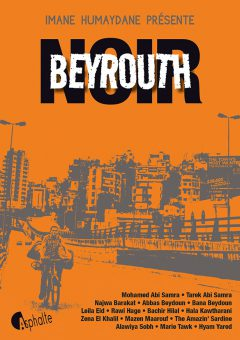 Couverture Beyrouth Noir