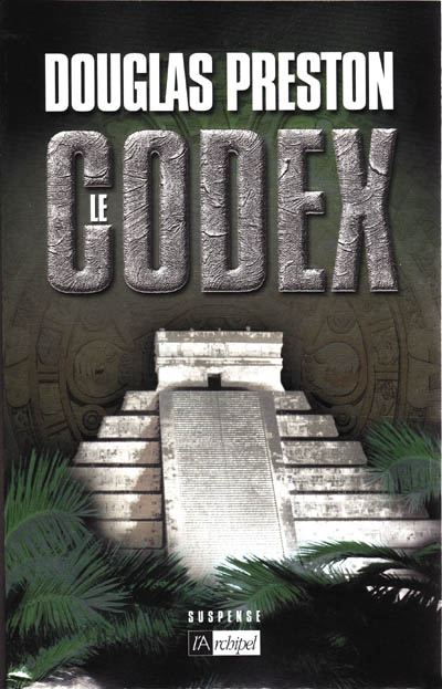 Couverture Le Codex