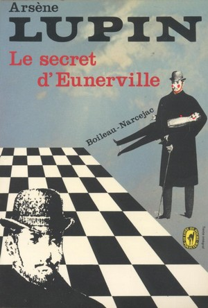 Couverture Le Secret d'Eunerville