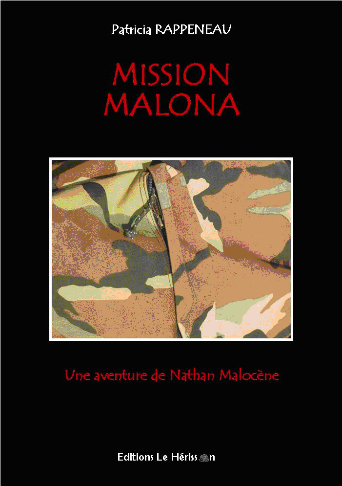 Couverture « Mission Malona »