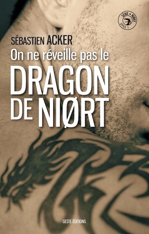 Couverture On ne réveille pas le dragon de Niort