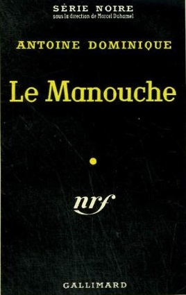 Couverture Le Manouche