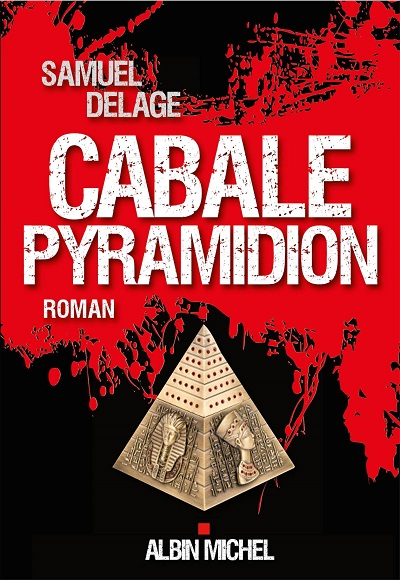 Couverture Cabale pyramidion