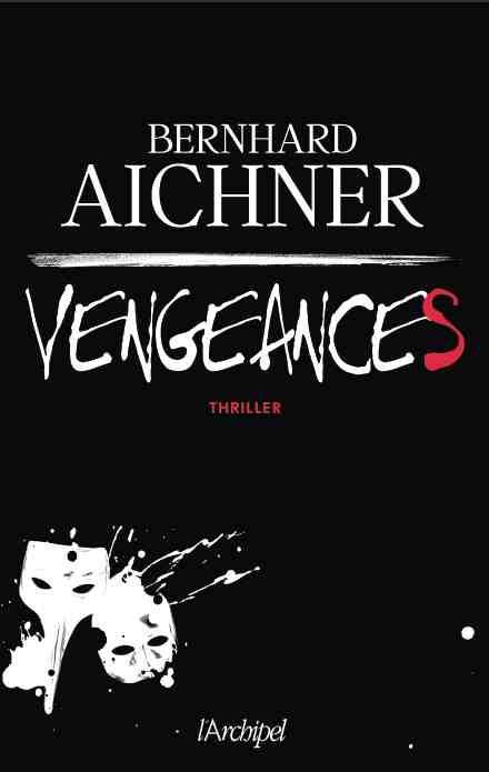 Couverture Vengeances