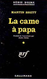 Couverture La Came à papa