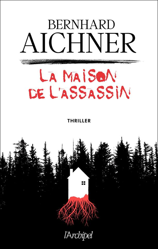 Couverture La Maison de l'assassin