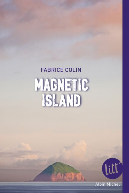 Couverture Magnetic Island