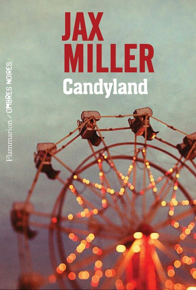 Couverture Candyland