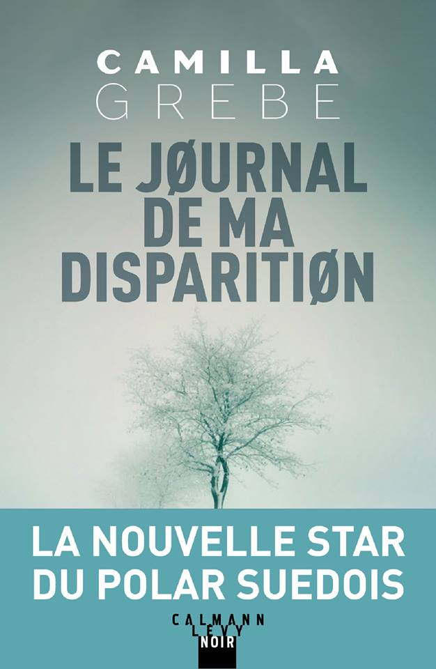Couverture Le journal de ma disparition