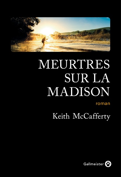 Couverture « Meurtres sur la Madison »