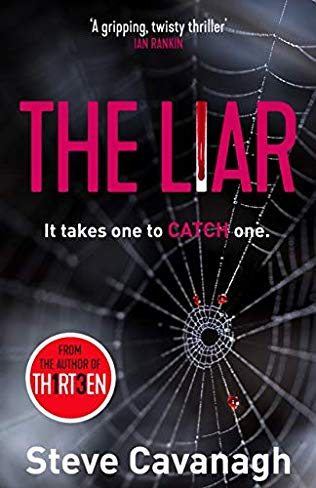 Couverture The Liar (VO)