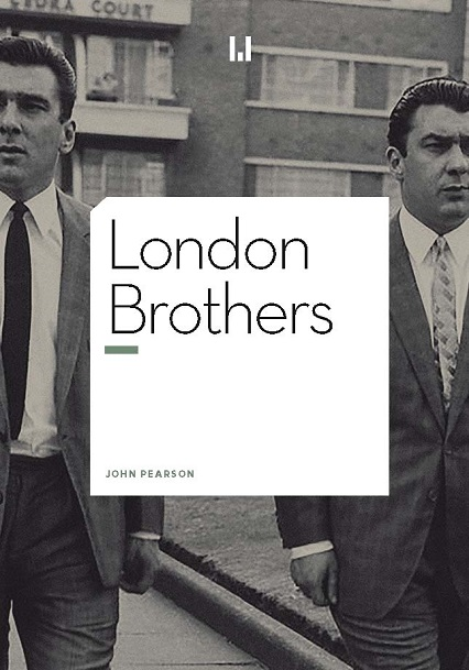 Couverture London Brothers