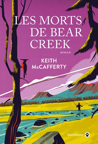 Couverture « Les Morts de Bear Creek »