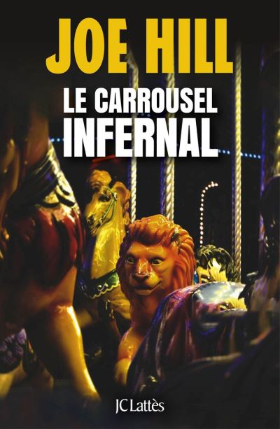 Couverture Le Carrousel infernal