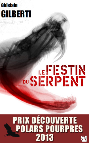Couverture Le Festin du serpent