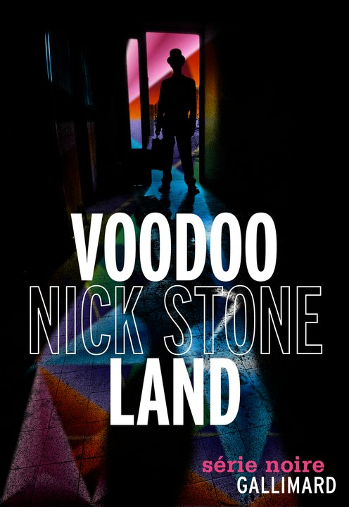 Couverture « Voodoo land »
