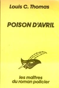 Couverture Poison d'avril